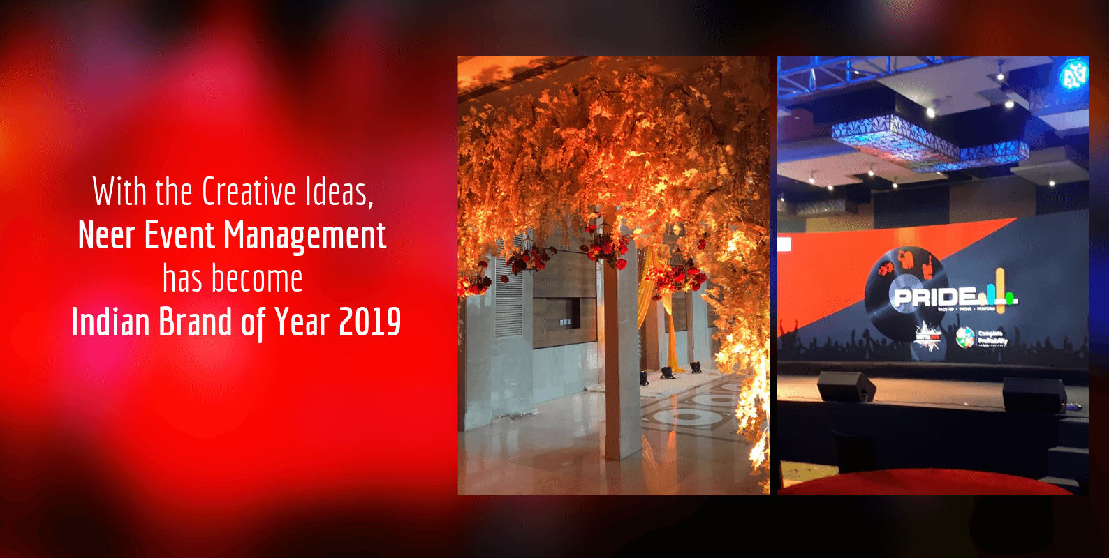 Neer Event Management has been Nominated Indian Brand of Year 2019