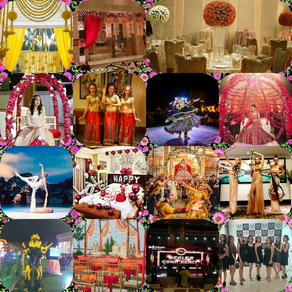 Neer Event Management services