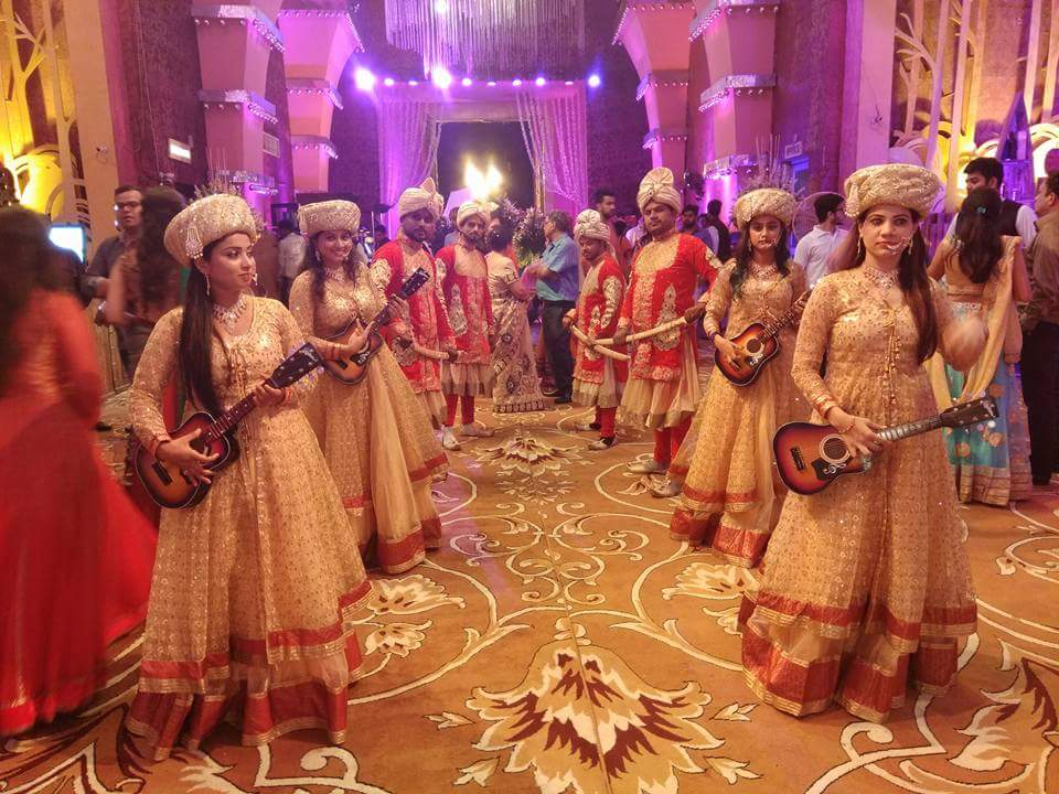 Latest Wedding Entry by Neer Event Management