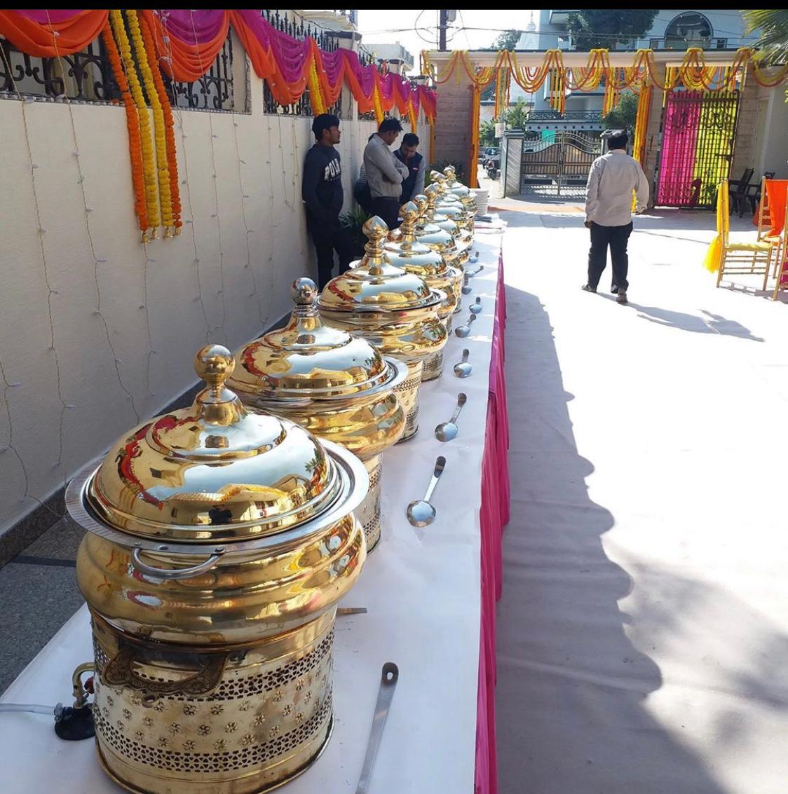 Best Wedding Catering Service in Delhi India