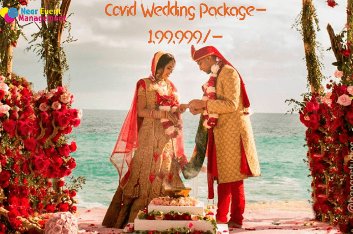 Covid Wedding Package-1,99,999 INR
