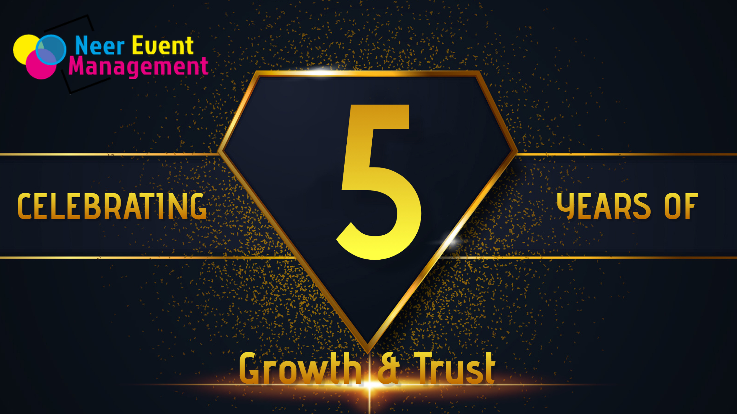 Celebrating 5 years of Growth & Trust